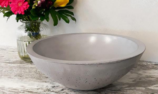granite-stone-round-basin-grey-bathroom